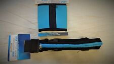 SPORT WAIST POUCH & Wrist Pouch w/ Zippers Lot 2 Adjustable Band for Travel $$ B