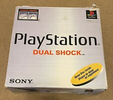 Sony PlayStation Ps1 Dual Shock Console Original Box Scph-7501 94009