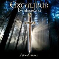 Excalibur - Live In Brocéliande (NEW CD+DVD)