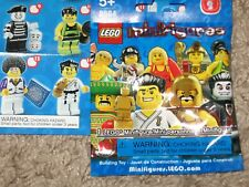 Lego Minifigures Series 2 KARATE MASTER 2010 Bag Set 8684 Factory Sealed