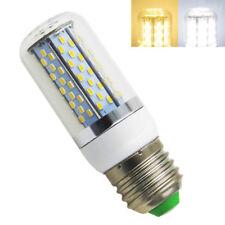 3pcs E27 LED Light Bulb 12V-24V 4W 78-3014 SMD Corn Bulb Warm White//White H