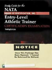 Study Guide for the NATA Board of Certification
