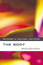 The Body (Readers in Cultural Criticism)-ExLibrary