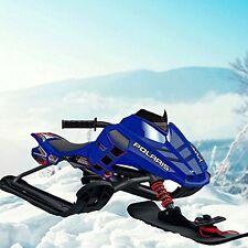 POLARIS neve moto OUTER Edge NEVE Sled Snowmobile Ski Inverno Sport Kids NUOVO