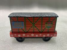 Holiday Box Car Thomas & Friends Diecast Train Sodor Postal Express
