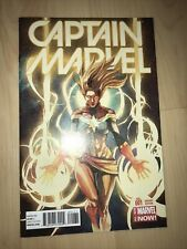 Captain Marvel #1 2014 Leinil Francis Yu 1:25 Variant NM+