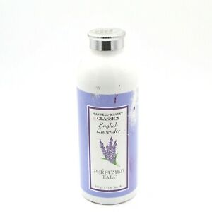 Caswell Massey Classics Perfumed Talc-English Lavender 3.5 oz SEE PICTURE