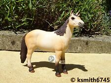 2015 Schleich MUSTANG MARE Solid plastic toy figure PET ANIMAL female horse 💥
