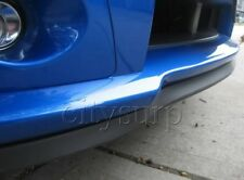 Universa Front Bumper Lip Splitter Chin Spoiler Body Kit Wing Trim SUBARU SUZUKI