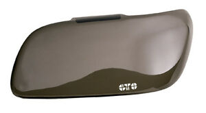 GT Styling GT0623S Headlight Cover;Smoke; 1993-1997 Dodge Intrepid