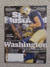 Sports Illustrated Dec. 5&12th  Nov.21/28 + Oct. 24/31. + Sept. 26 (5 magazines)