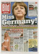Volker Hildebrandt, Miss Germany, signiert und nummeriert