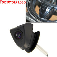 Waterproof  Wide Angle 520 TVL CCD Color For Toyota Front View Logo Mark Camera