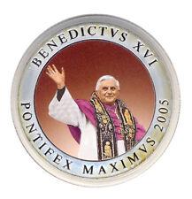 Vatikan - PAPST Benedikt XVI. - FARBE - ANSCHAUEN (12999/1445N)