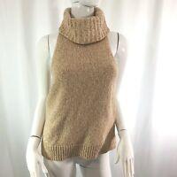 Madewell Sleeveless Wool Sweater - S