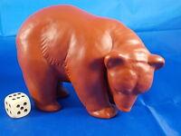 50er Jahre Tierfigur BÄR Keramik WORMSER TERRA-SIGILLATA Nr. 560