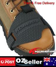 Komine Motorcycle Motorbike Gear Shifter Shoe Boot Scuff Protector