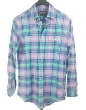 VINEYARD VINES Mens Multi-Color Plaid LS Button-Down Crosby Shirt Medium M