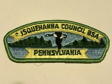 Susquehanna Council Boy Scout Patch Goose Wing Down CSP Free Shipping