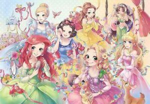 Tenyo X Disney Puzzle Purely Disney Princess 500pc