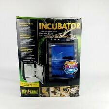 New listing Exo-Terra Thermoelectric Reptile Egg Incubator 1 Count