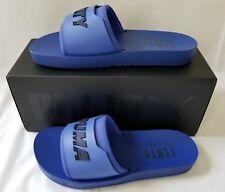 Womens Size 7.5 Dazzling Blue Puma Fenty by Rihanna Surf Slide 367747-03