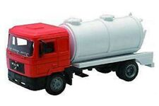 MAN CAMION Cisterna residuos 1:43 New Ray DIECAST TRUCK