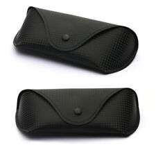 Carbon Fiber Sunglasses case Soft slim Leather Cases for Ran Ban Oakley Glasses