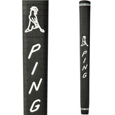 NEW Ping PP58 MIDSIZE No-Cord Black Putter Grip