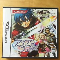 Nintendo DS Iron Feather Japan (Used)