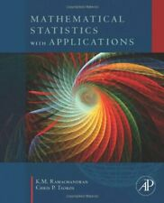 Mathematical Statistics with Applications In R by Ramachandran