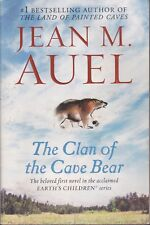 THE CLAN OF THE CAVE BEAR - Jean M. Auel - Earth's Children Series - PB 2011