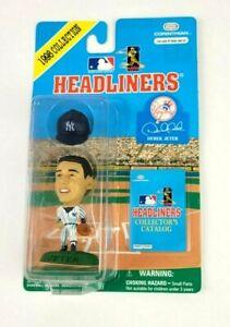 1998 MLB Corinthian Headliners Derek Jeter New York Yankees Figure
