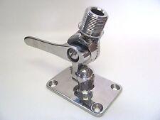 329230 Sea-Dog Line Adjustable Antenna Base 316 Stainless Steel Marine 132-659