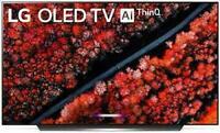 """LG Electronics OLED55C9PUA C9 Series 55"""" 4K Ultra HD Smart OLED TV (2019)"""