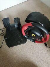 Thrustmaster 458 Spider Xbox One Racing Wheel (broken clamp handle but working)