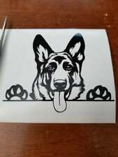 German Shepherd Dog Decal Any Size Any Colors Available Car Truck Laptop