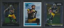 Jaylen Samuels 2018 Select + Prizm + Rated Rookie 3x Lot RC Pittsburgh Steelers