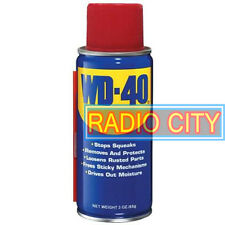 WD-40 3oz. Aerosol Can Multi-Use Product Mini Travel Size Portable Protection