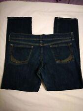 Old Navy Women's Special Edition Blue Jeans Size 18 Regular Dark Wash Stretch