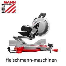Holzmann PROFI Zugsäge - Kappsäge + Gehrungssäge KAP 305JL + Laser Doppelgehrung
