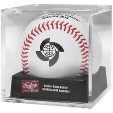 Rawlings Official 2016 World Baseball Classic Qualifier MLB Game Baseball Cubed