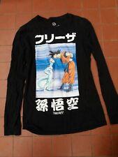 Dragon ball Z Long Sleeve Tee Shirt Japanese Graphics Size XXS