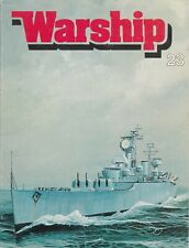 Warship Quarterly No 23 (Conway 1982 1st)
