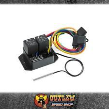 DAVIES CRAIG DIGITAL THERMATIC FAN SWITCH DUAL CIRCUIT LED DISPLAY - DC0444