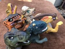 6 Kenner Jurassic Park The Lost World Finger Puppet Dinosaurs
