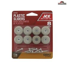 Plastic Furniture Protector Sliders ~ New
