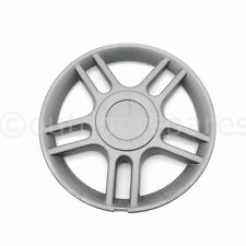 Genuine Mountfield SP454 Front Grey Wheel Hub Cap Part No. 322110491/0