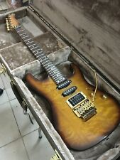 VALLEY ARTS CUSTOM PRO QUILTED TOP USA + CASE