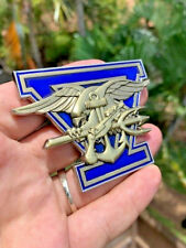 Navy Chief Rare Seal Team Five CPO Challenge Coin